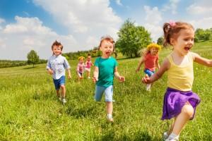 お子様の体力低下、気になりませんか?~いよいよ夏休み!たくさん遊んで、たくさん動いて、いっぱい成長しよう~