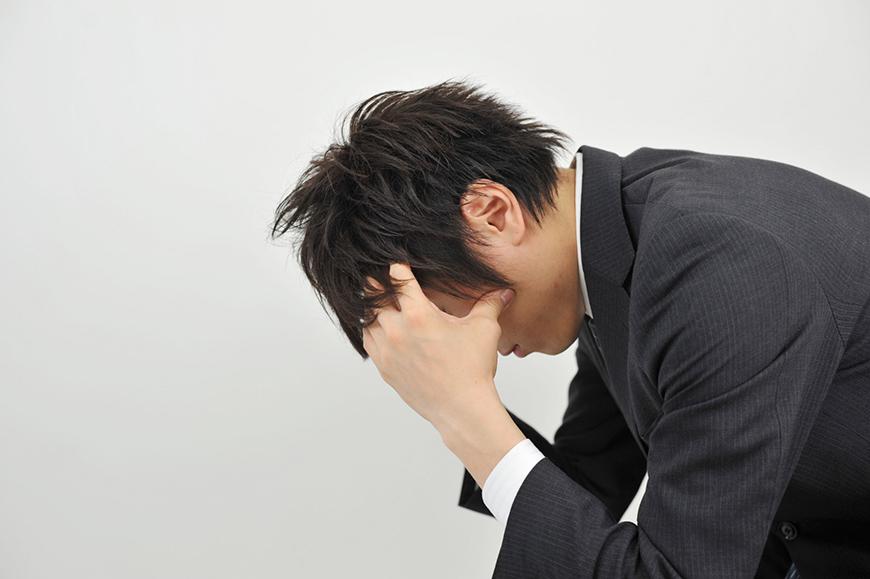 他人事ではありません!「働き盛りのうつ病」